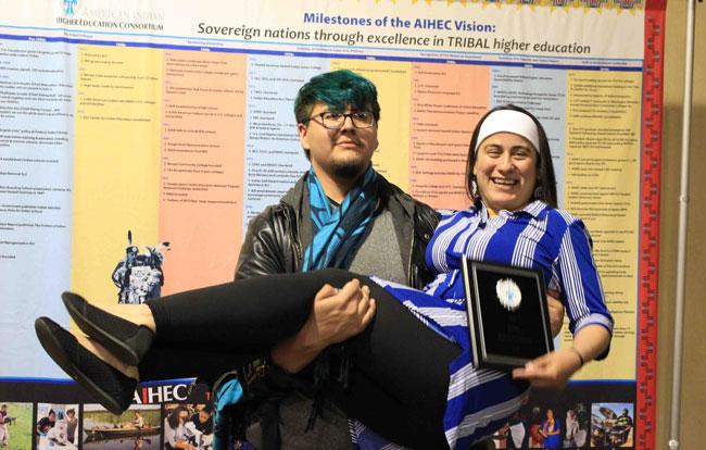 2019 AIHEC POETRY SLAM WINNERS