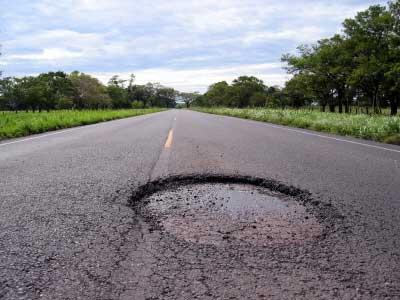 Wolf Point Roads
