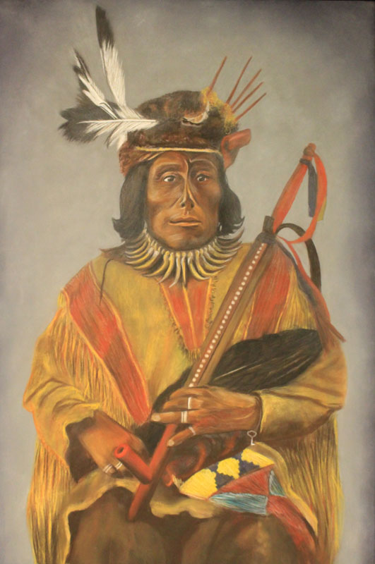 Chief Holy Bear