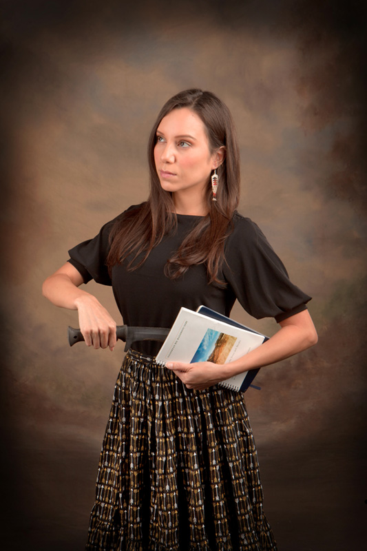Concealed Intelligence by Daniella James of Tohono O'odham Community College