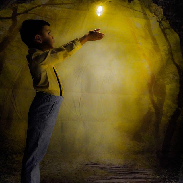 Magical Benson 2 by Tasheana Tenorio of Fond du Lac Tribal and Community College