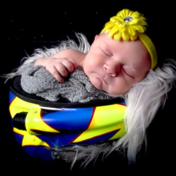 Moto Baby by Jenae Miller of Fond du Lac Tribal and Community College